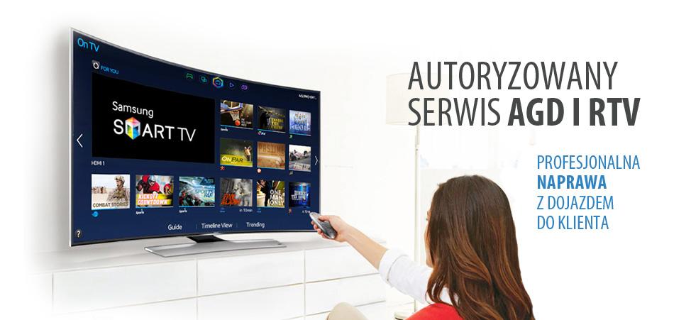 naprawa telewizorow